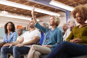 District 10 Community Talks @ Live Stream